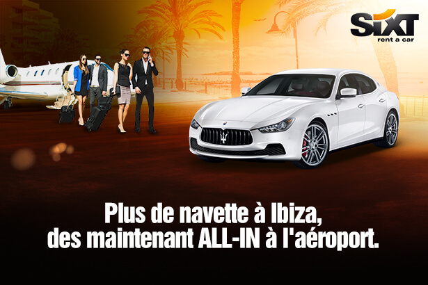 location de voitures l 39 a roport d 39 ibiza avec sixt. Black Bedroom Furniture Sets. Home Design Ideas