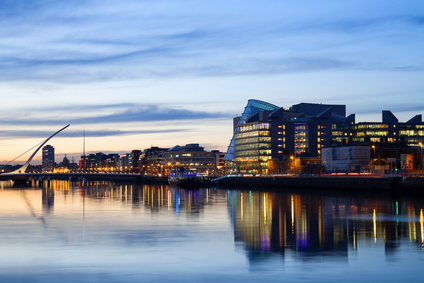 quais de Dublin