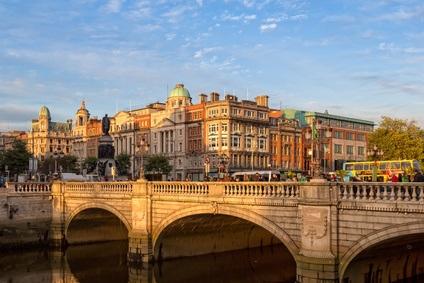 centre de Dublin