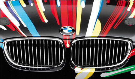 40 ans de voitures d art bon anniversaire bmw. Black Bedroom Furniture Sets. Home Design Ideas