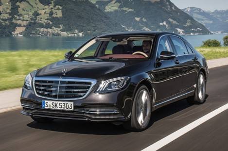 Mercedes-Benz S350 L BT