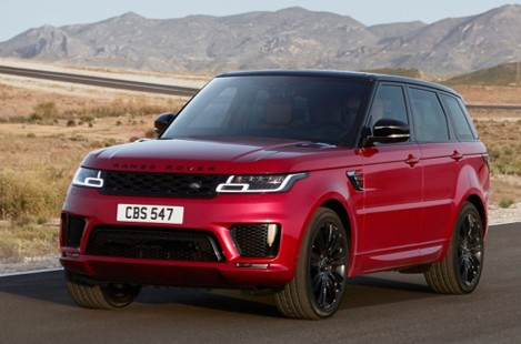 Land Rover Range Rover Sport HSE