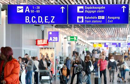 Vienna International Airport Rental Car Return