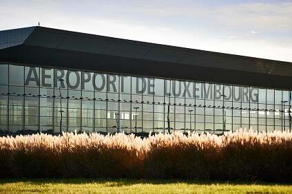 Luxembourg A�roport