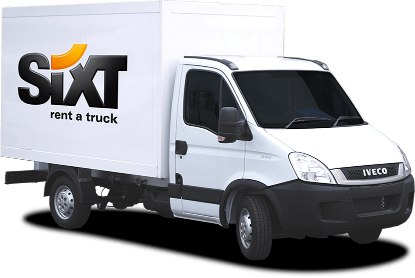 profitez d 39 un camion de 20m3 tel que l 39 iveco daly 35 avec sixt. Black Bedroom Furniture Sets. Home Design Ideas