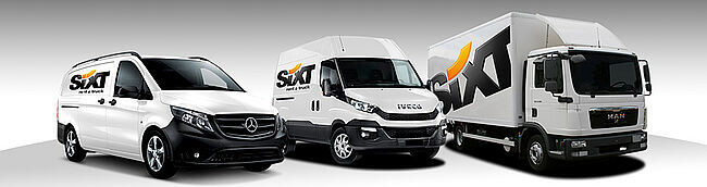 location de camion avec chauffeur chez sixt. Black Bedroom Furniture Sets. Home Design Ideas