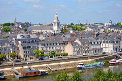 Centre Ville Touristique D Angers