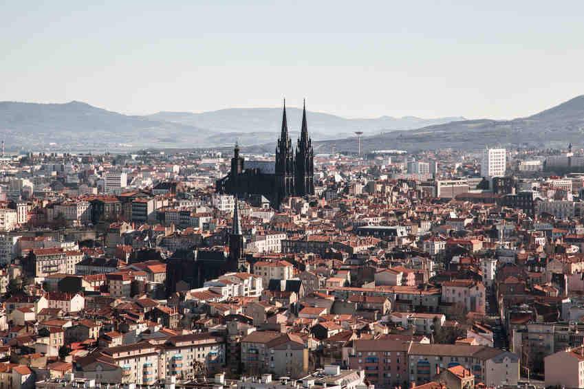 F Centre Ville Clermont Ferrand