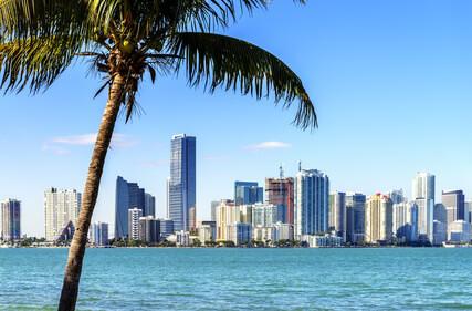 Plage Miami
