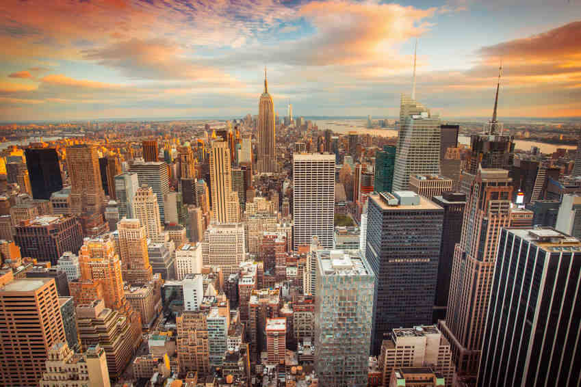location voiture usa new york