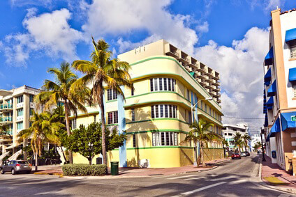 Centre ville Palm Beach
