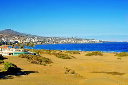 location voiture espagne playa del ingles
