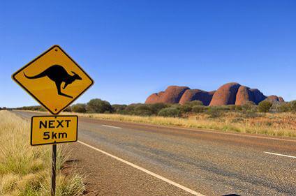 location voiture australie