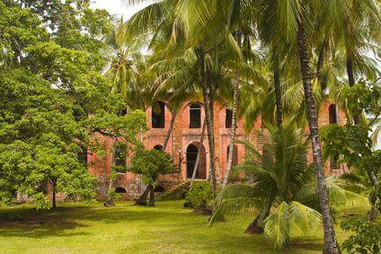 Franz�sisch Guyana Country