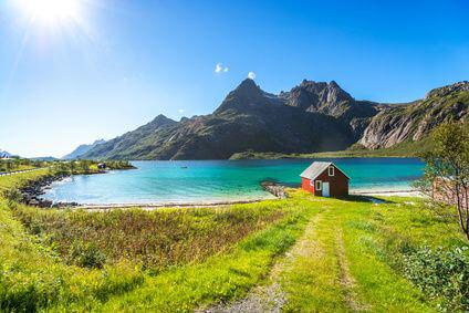 Lac Norvege