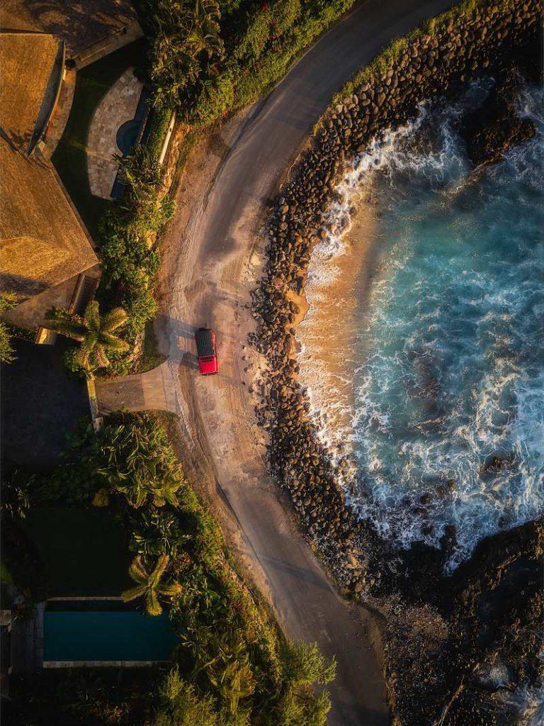 route à Hawai