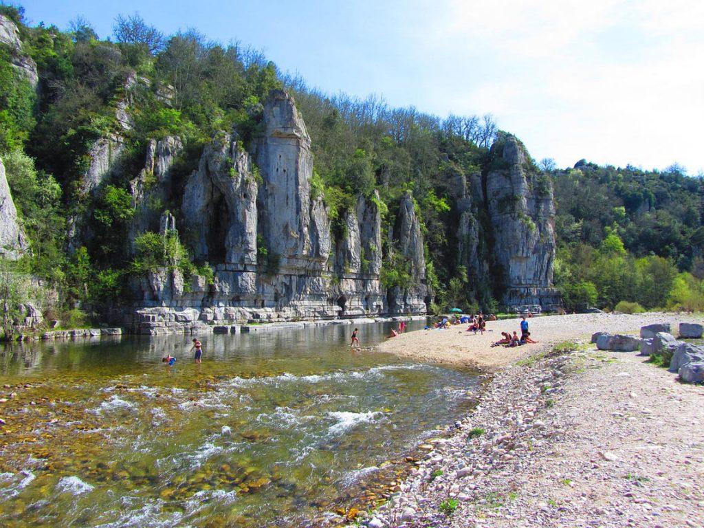 trésors de l'Ardèche à visiter en été