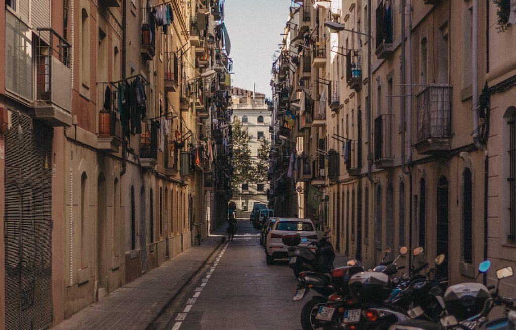 Se garer à Barcelone